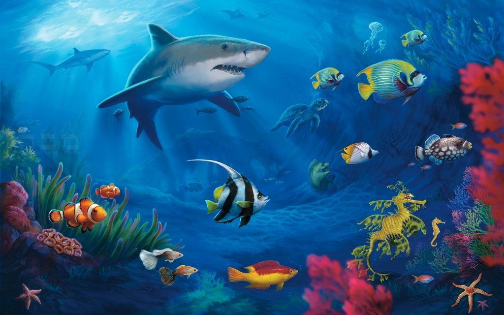8589130505765-underwater-world-wallpaper-hd