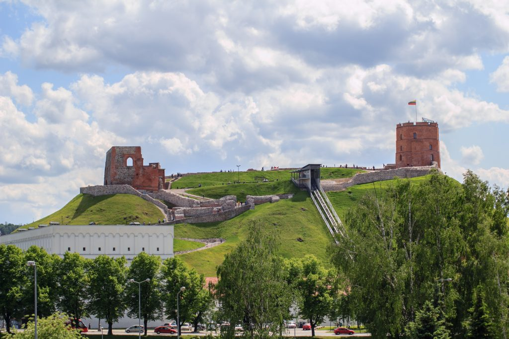 Gediminas Castle Vilnius