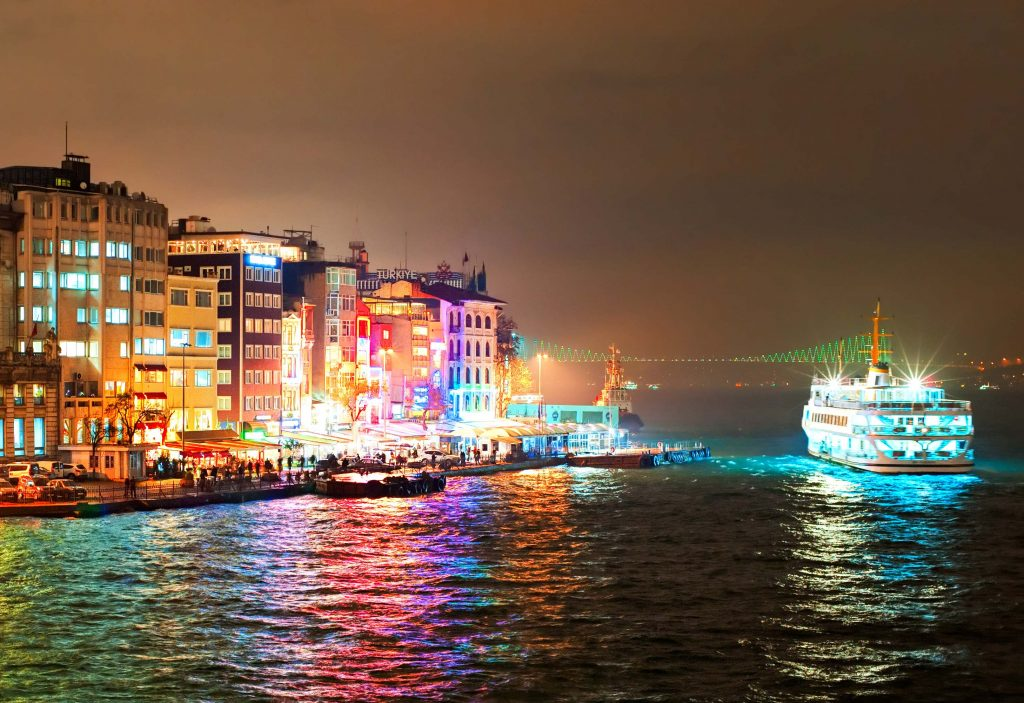Istanbul-Night