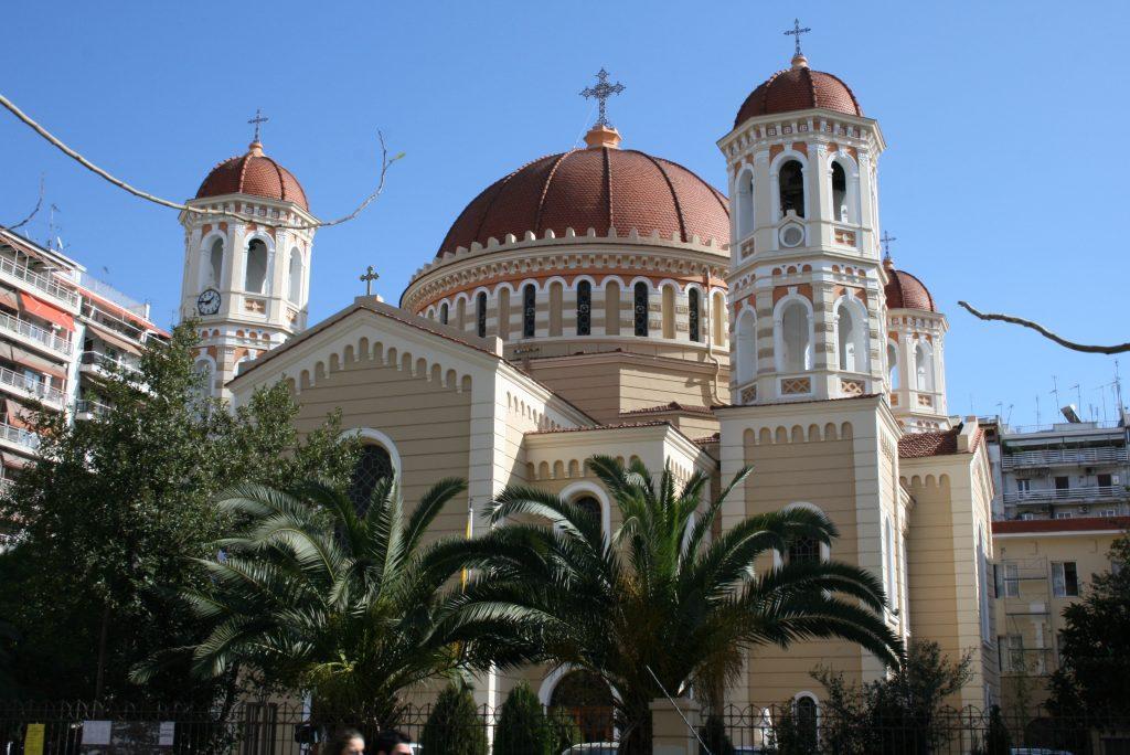 Mitropolia-Salonic