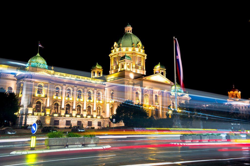 Serbien_Belgrad_Parlament
