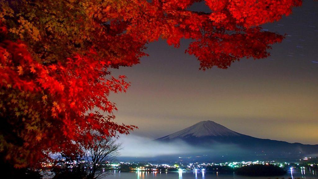 Muntele-Fuji-toamna