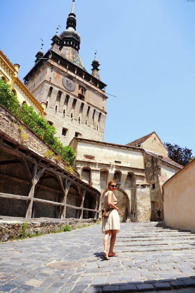 Sighisoara-clock-Tower